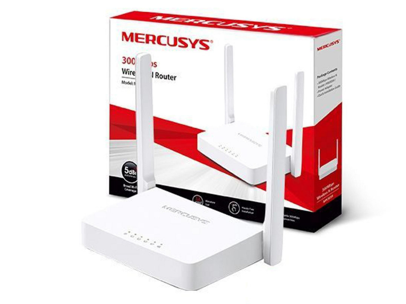 Router WiFi Mercusys MW301R
