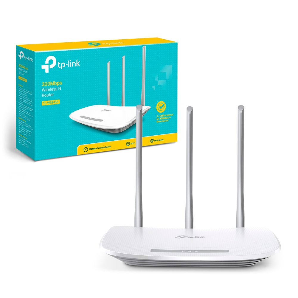 Router WiFi Tp-Link TL-WR845N